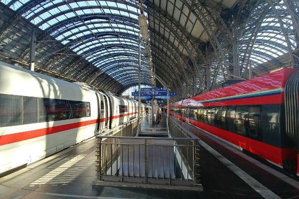 trein naar oostenrijk - overstappen