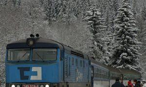 Met de trein op wintersport – alle informatie en reisschema's