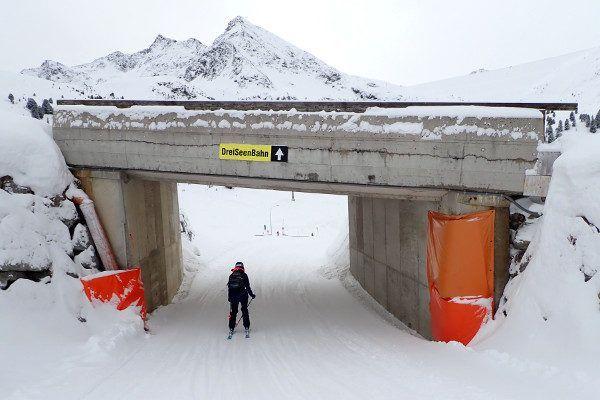 Kühtai, skigebied bij Innsbruck