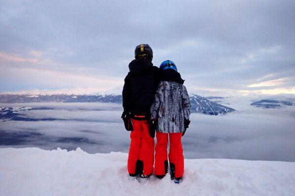 uitzicht Nordkette Innsbruck