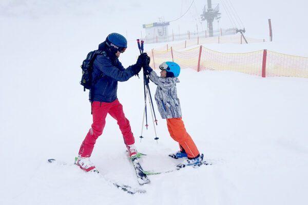vaderdag cadeau wintersport