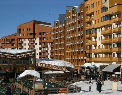 Val Thorens appartement Les Olympiades