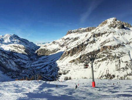 Meer pistes open in Val d'Isère deze zomer