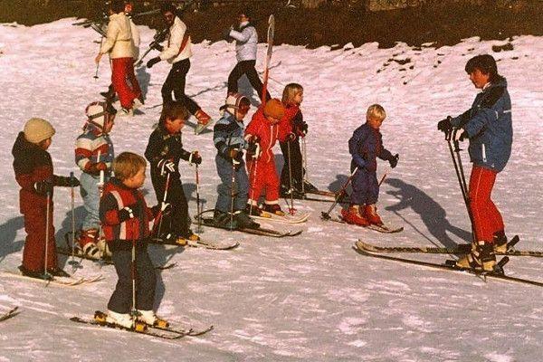 Vanaf hoe oud kunnen kinderen op skiles?