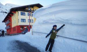 250 jaar oud sneeuwrecord gebroken