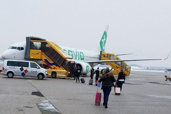 Wintersport met het vliegtuig. Skigebieden in de buurt van Salzburg