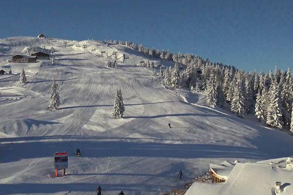 Live: 5 prachtige winterbeelden uit Oostenrijk