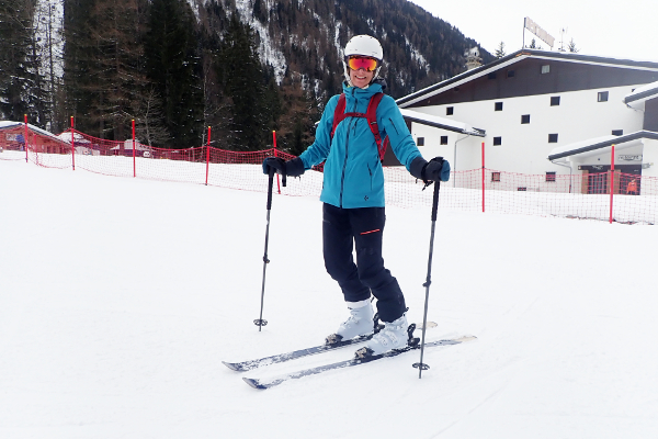 Wedze ski Boost 580