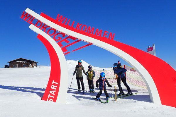 Welkom in skigebied Wildkogel