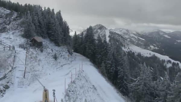 Ligt er al Sneeuw in Westendorf?
