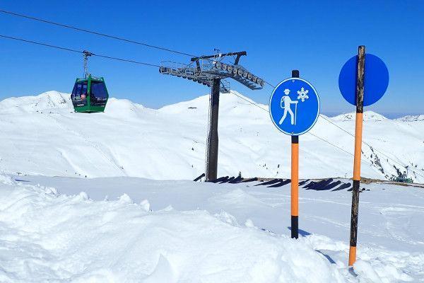 Winterwandelen in Neukirchen en Bramberg