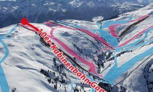 Nieuwe skilift in Skigebied Wildkogel-Arena