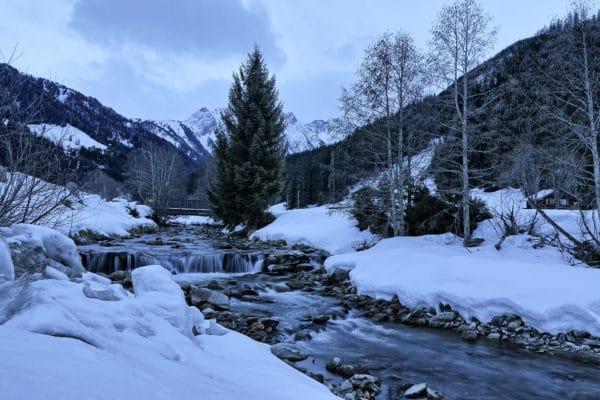 Gerlos Wintersport: een mooi plaatje van Gerlos in de winter