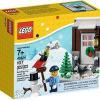 Winter Lego wintersportcadeau