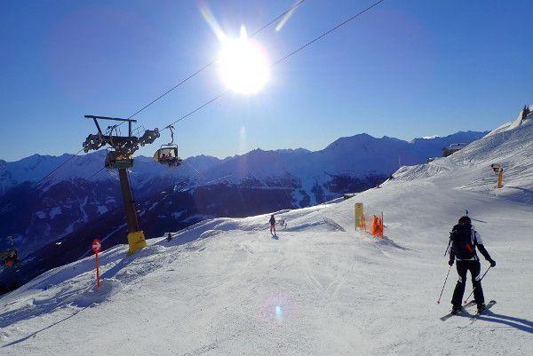 Ultiem wintersport weer