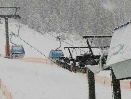Live: zo hard sneeuwt het in Oostenrijk – 10 dec. 2018