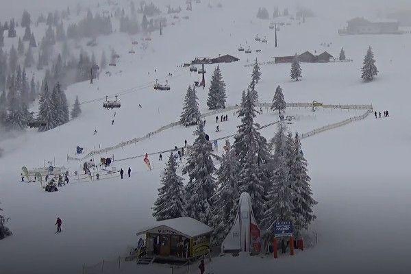 Winterbeelden Flachau