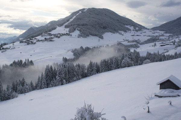 Webcam Kartitsch in het Gailtal, Osttirol