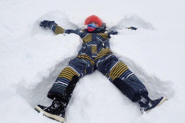 LIVE: 9 jaloersmakende foto's van de eerste sneeuwdump