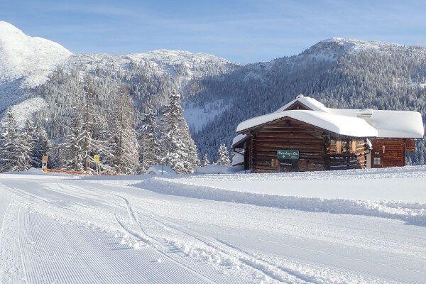 Een heerlijke winterdag in Zauchensee.
