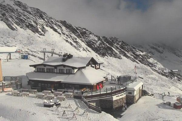 #winterbeelden - Oostenrijk - 26 aug. 2018