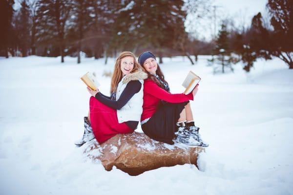 5 Boekentips voor de wintersport