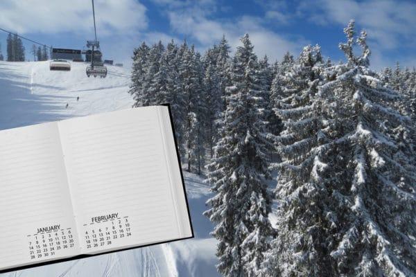 wintersport 2019 - schoolvakanties