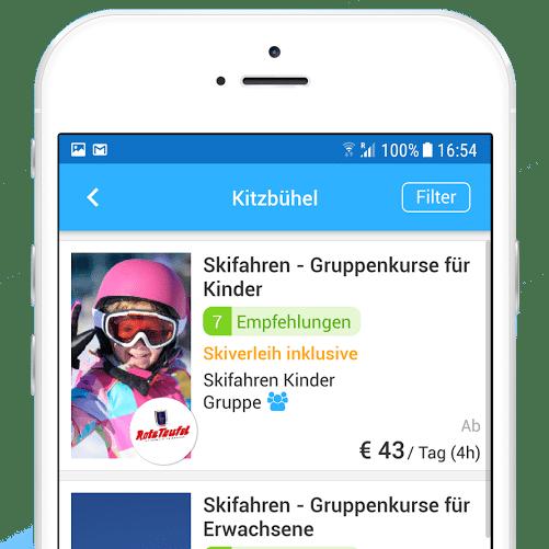 Snowsports Academy Wintersport App