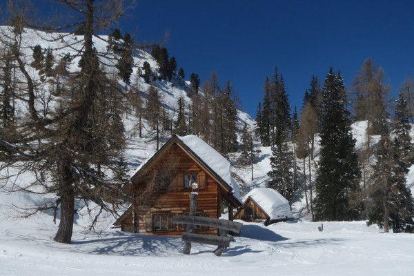 Wintersport in April - sneeuwzeker