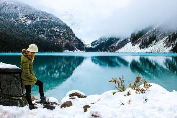 Wintersport Canada Banff