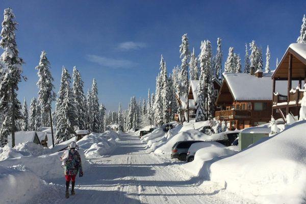 Wintervakantie Canada chalets