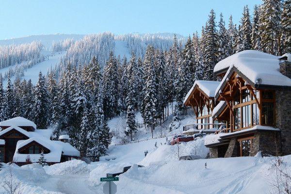 Wintersport Canada - sfeervol en sneeuwzeker