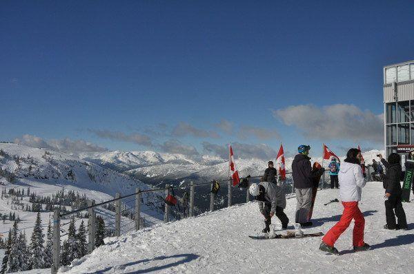 Whistler: wintersporthoofdstad van Canada