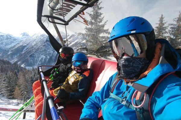 wintersport coronatijd