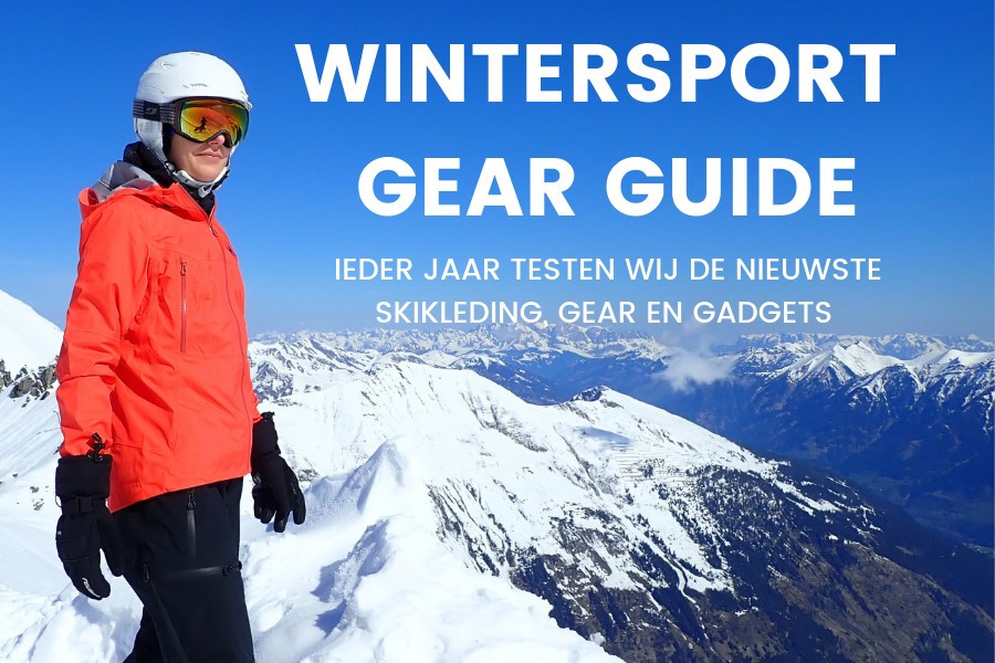 De wintersport gear guide
