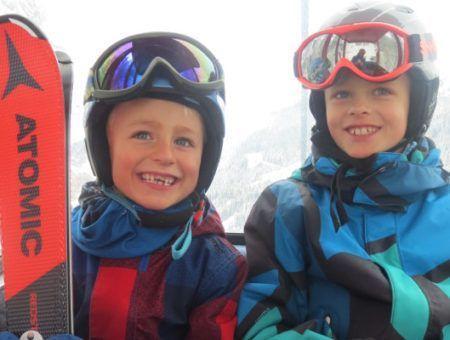 Wintersport in de herfstvakantie