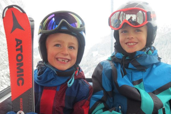 Wintersport in de herfstvakantie