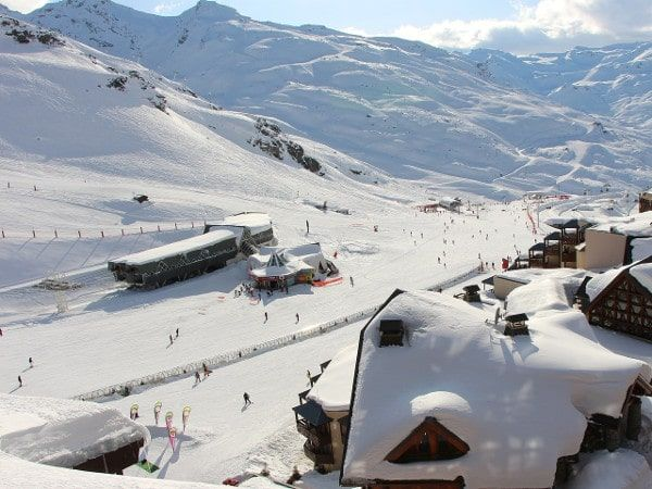 Wintersport in april - Val Thorens
