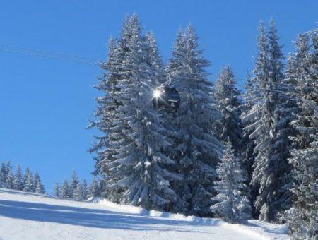 Op wintersport in maart – lenteskiën met de locals