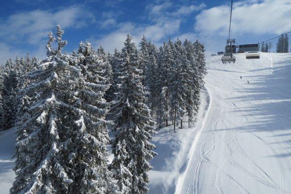 Wintersport maart: Rustig op de piste in Salzburgerland