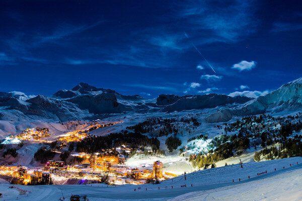 Wintersport Maart in La Plagne
