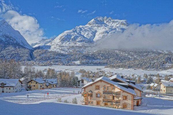 Wintersport in Maart in Zermatt
