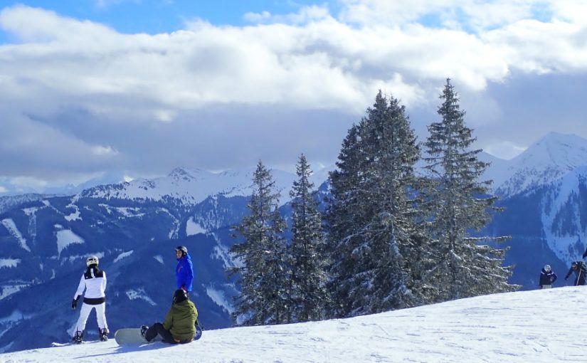De leukste skigebieden voor een wintersport met groep