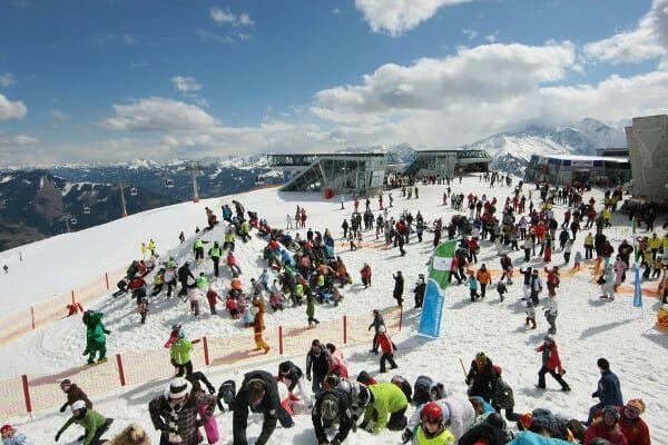Wintersport met Pasen - Zell am See