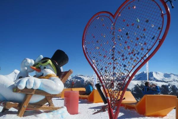 Wintersport met pasen - sneeuwzeker en zon