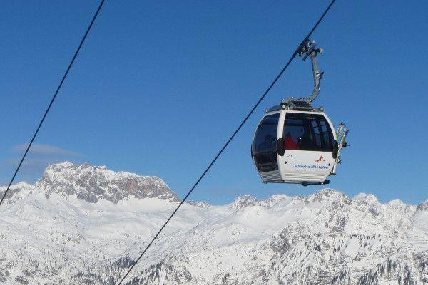 Wintersport Montafon - skigebied Silvretta Montafon