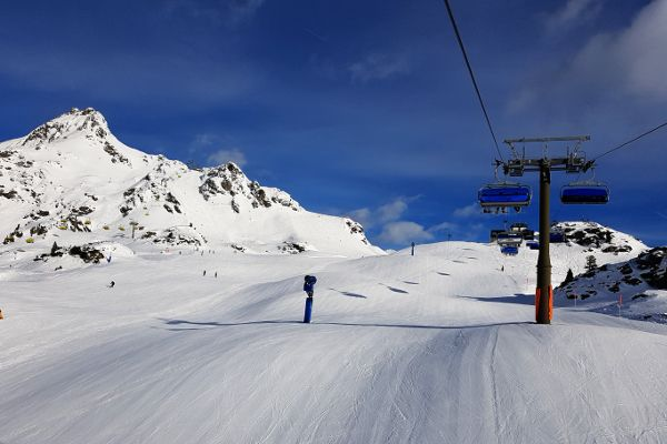wintersport Obertauern is sneeuwzeker
