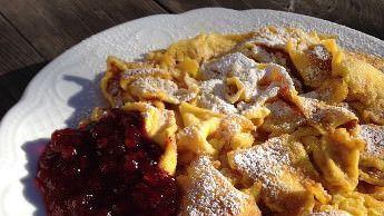 Kaiserschmarren en ander lekker eten tijdens de wintersport in Oostenrijk