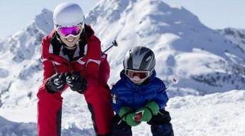 Kindvriendelijke wintersport Oostenrijk