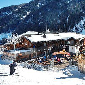 Sankt Anton am Arlberg - Wintersport in Oostenrijk